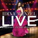 艺人名: I - 【送料無料】 Idina Menzel / Live: 奇跡の歌姫 【CD】