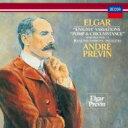 Composer: A Line - Elgar エルガー / エニグマ変奏曲、『威風堂々』全曲 プレヴィン&ロイヤル・フィル 【SHM-CD】