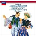作曲家名: Ta行 - Dvorak ドボルザーク / スラヴ舞曲集作品72、スラヴ狂詩曲第2番 マズア&ゲヴァントハウス管弦楽団 【SHM-CD】
