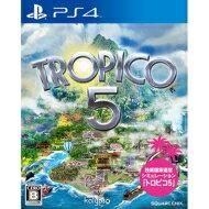 【送料無料】GameSoft(PlayStation4)/トロピコ5【GAME】