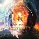 艺人名: K - 【送料無料】 Kiske/Somerville キスク/ソマービル / City Of Heroes 【CD】