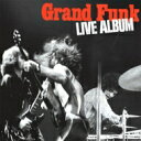 Grand Funk Railroad グランドファンクレイルロード / Live Album 【SHM-CD】
