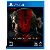 【送料無料】 Game Soft (PlayStation 4) / METAL GEAR SOLID V: THE PHANTOM PAIN 通常版 【GAME】