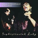 Artist Name: E - Ella Fitzgerald/Joe Pass エラフィッツジェラルド/ジョーパス / Sophisticated Lady 輸入盤 【CD】