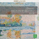 Debussy ドビュッシー / Comp.piano Works Vol.1: M.haas 【CD】