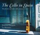 Other - 【送料無料】 『スペインのチェロ〜ボッケリーニと18世紀の巨匠たち』 オブレゴン&ラ・リティラータ 輸入盤 【CD】