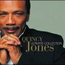 Artist Name: Q - Quincy Jones クインシージョーンズ / Ultimate Collection 輸入盤 【CD】