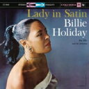 Billie Holiday ビリーホリディ / Lady In Satin 【LP】