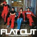 艺人名: A - 【送料無料】 安達久美クラブパンゲア / Flat Out 【CD】