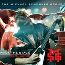 Artist Name: M - Michael Schenker Group マイケルシェンカーグループ / Walk The Stage: The Highlights 【CD】