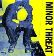 Minor Threat マイナー スレット / First 2 7inches Ep 【LP】
