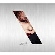 【送料無料】 安室奈美恵 / _genic (CD+DVD) 【CD】