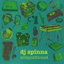 DJ Spinna ディージェイスピナ / Compositions: 4 (+7inch) 【LP】