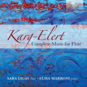カルク=エーレルト(1877-1933) / フルートのための作品全集 サラ・リガス、エリサ・マルローニ(2CD) 輸入盤 【CD】