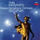 Composer: Ha Line - 【送料無料】 Holst ホルスト / 組曲『惑星』 小澤征爾&ボストン交響楽団(シングルレイヤー) 【SACD】