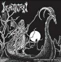 Incantation (Metal) / Entrantment Of Evil (Mini-lp) 【LP】