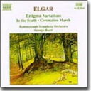 Composer: A Line - Elgar エルガー / エニグマ(謎)変奏曲 / 序曲<南国にて>Op.50 / 他 ハースト / ボーンマス交響楽団 輸入盤 【CD】