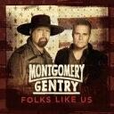 Artist Name: M - Montgomery Gentry / Folks Like Us 輸入盤 【CD】