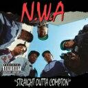 N.W.A. / Straight Outta Compton 輸入盤 【CD】