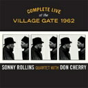 CD, DVD, 樂器 - 【送料無料】 Sonny Rollins ソニーロリンズ / Complete Live At The Village Gate 1962 (6CD) 輸入盤 【CD】