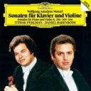 作曲家名: Ma行 - Mozart モーツァルト / ヴァイオリン・ソナタ第24番、第29番、第30番 パールマン、バレンボイム 【SHM-CD】