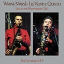 Artist Name: W - Warne Marsh ウォーンマーシュ / Jazz Exchange Vol.2 【CD】
