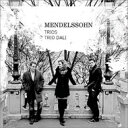 【送料無料】 Mendelssohn メンデルスゾーン / Piano Trio, 1, 2, : Trio Dali +j.s.bach: Chorale Preludes 輸入盤 【CD】