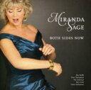 藝人名: M - 【送料無料】 Miranda Sage / Both Sides Now 輸入盤 【CD】