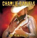 艺人名: C - Charlie Daniels Band / Live From Gilley's 輸入盤 【CD】