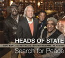 Artist Name: H - Heads Of State (Jazz) / Search For Peace 輸入盤 【CD】