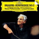 作曲家名: Ha行 - Brahms ブラームス / 交響曲第2番、大学祝典序曲 バーンスタイン&ウィーン・フィル 【SHM-CD】