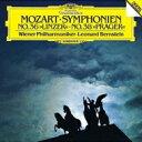 CD, DVD, 樂器 - Mozart モーツァルト / 交響曲第36番『リンツ』、第38番『プラハ』 バーンスタイン&ウィーン・フィル 【SHM-CD】