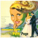 Artist Name: P - Patti Page パティペイジ / Tennessee Waltz + 10 【CD】