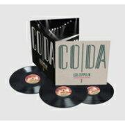 【送料無料】 Led Zeppelin レッドツェッペリン / CODA デラックス・エディション (3枚組 / 180グラム重量盤レコード) 【LP】