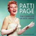 藝人名: P - 【送料無料】 Patti Page パティペイジ / Complete Us Hits 1948-62 輸入盤 【CD】