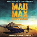 マッドマックス 怒りのデス ロード / Mad Max: Fury Road (180gr) 【LP】