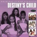 艺人名: D - Destiny's Child デスティニーズチャイルド / Original Album Classics 輸入盤 【CD】