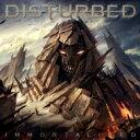 艺人名: D - Disturbed ディスターブド / Immortalized 輸入盤 【CD】