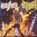 艺人名: M - Mayhem メイヘム / Burned Alive 輸入盤 【CD】