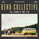 Artist Name: R - Rend Collective / As Family We Go 輸入盤 【CD】
