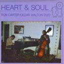 Artist Name: C - Cedar Walton / Ron Carter / Heart And Soul 【CD】