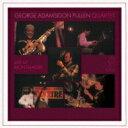 艺人名: G - George Adams / Don Pullen / Live At Montmartre 【CD】