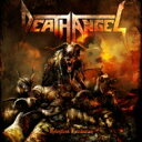 艺人名: D - Death Angel デスエンジェル / Relentless Retribution 【CD】