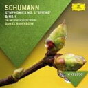Composer: Sa Line - Schumann シューマン / 交響曲第1番『春』、第4番 バレンボイム&シカゴ交響楽団 輸入盤 【CD】
