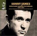 Sonny James / 4 Classic Albums Plus Singles 輸入盤 【CD】