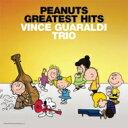 Vince Guaraldi ビンスガラルディ / Peanuts Greatest Hits 【LP】