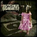 【送料無料】 Butcher Babies / Take It Like A Man 【CD】