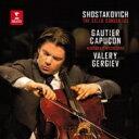 【送料無料】 Shostakovich ショスタコービチ / Cello Concerto, 1, 2, : G.capucon(Vc) Gergiev / Kirov Opera O 【CD】