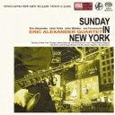 【送料無料】 Eric Alexander エリックアレキサンダー / Sunday In New York: ニューヨークの休日 【SACD】