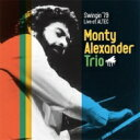 Monty Alexander モンティアレキサンダー / Swingin 039 79 Live At Altec 【CD】